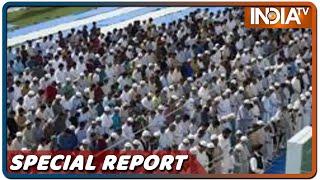 ईद की खरीदारी  में जुड़े लोग, Social Distancing का हो रहा है पूरा उल्लंघन | IndiaTV Ground Report - INDIATV
