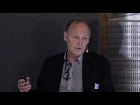 Framtidsdagen 2019 – Peter Axegård: Avvattning/bränsleberedning av avloppsslam inför förbränning