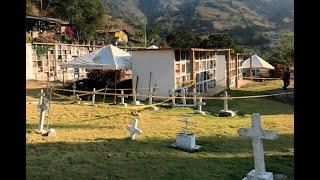 Una familia con prendas militares y restos de dos niños, nuevos hallazgos de la JEP en Dabeiba