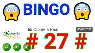 NÚMEROS GANADORES hoy (( 27 )) BINGO loteria REAL/RESULTADO DE LAS LOTERIAS/SORTEOS DE LAS LOTERÍAS