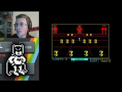 Clásicos del Spectrum: Xadom (Quicksilva)