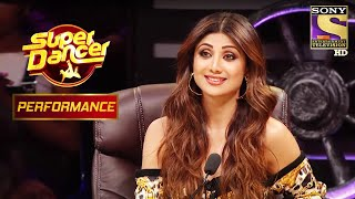 Twins के Performance ने Shilpa को कर दिया Impress | Super Dancer Chapter 3 - SETINDIA