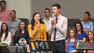 Eu ma incred in Domnul slavei - Andreea si Andrei Mois