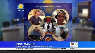 Jose Manuel desde SFM:
