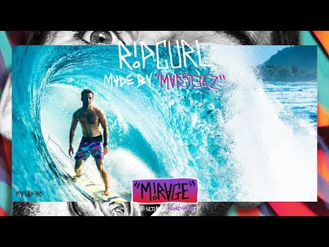 Rip Curl x MadSteez