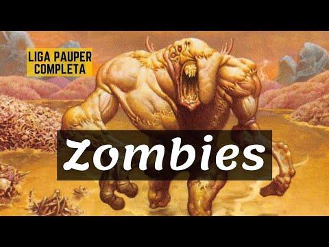 (LIGA PAUPER) Zombies!