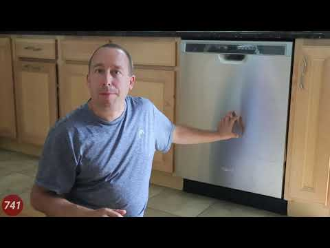 Dishwasher Removal and Installation Highlights