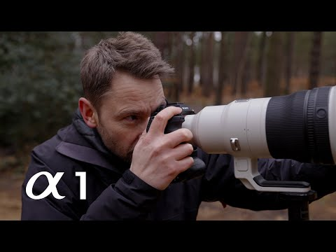 Sony Alpha 1 - Sport emotions with Thomas Lovelock
