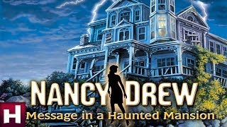 Nancy Drew: Message in a Haunted Mansion Official Trailer