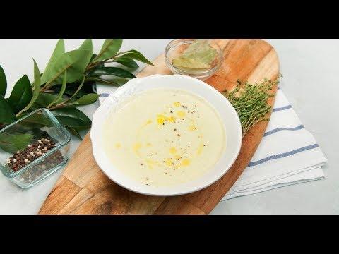 Крем-суп из кабачков | Ужин? Не проблема!