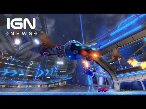 Psyonix to Add Cross-Platform Play to Rocket League This Year - IGN News