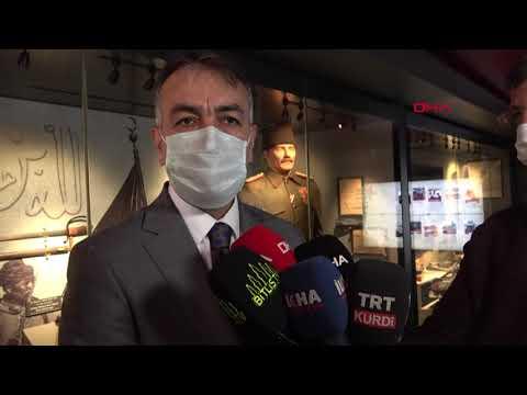 """""""Çanakkale Savaşları Mobil Müzesi"""" Bitlislilerle buluştu"""
