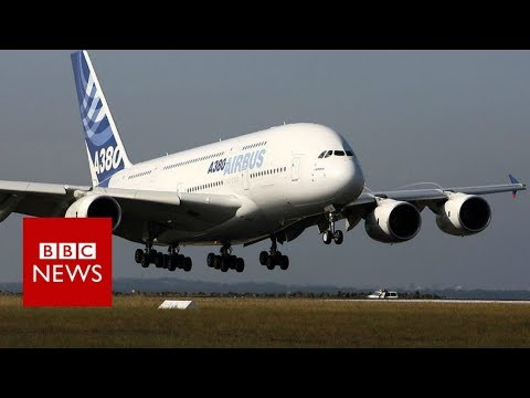 connectYoutube - Why the A380 never really took off - BBC News