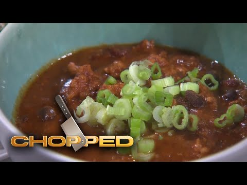 Chopped After Hours: Whiskey and Wings | Food Network