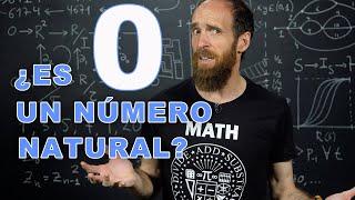 ¿Es el cero un NÚMERO NATURAL