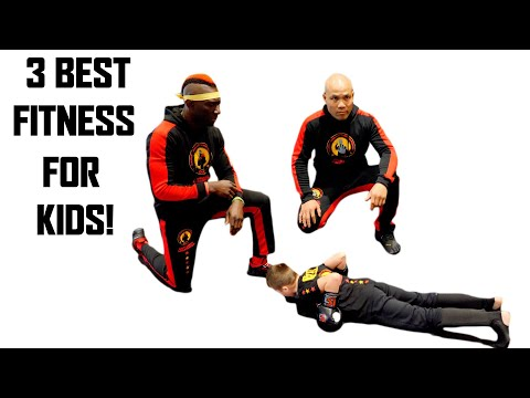 kickboxing | 3 Best fitness for kid | Bullying Needs to STOP!