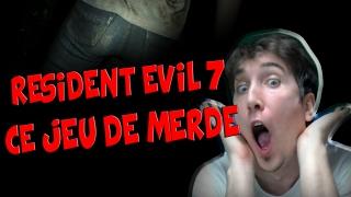 Vidéo-Test : Test Resident Evil 7 ce jeu de m****