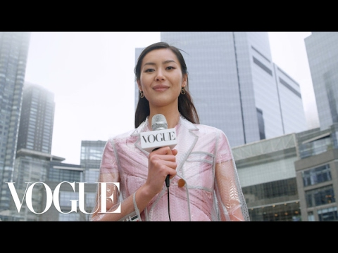 Liu Wen Knows the Secret to Being a Modern Supermodel | Supermodel!