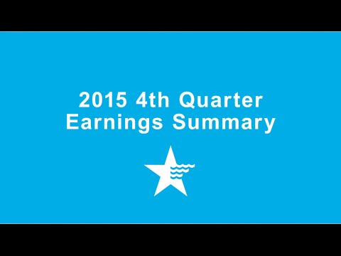 AW 2015 Year End Earnings