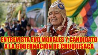 EVO MORALES EL MAS-IPSP. SIRVE DE INSPIRACIÓN PARA OTROS PAÍSES..