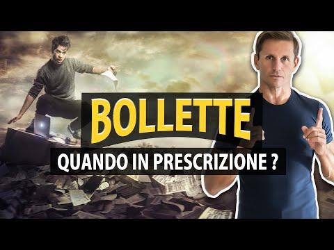 Quando cadono in PRESCRIZIONE le BOLLETTE   Avv. Angelo Greco