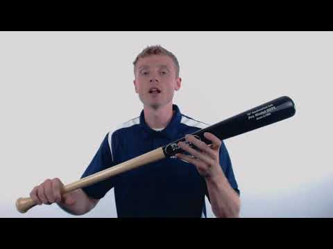 Baum Bat Pro Model Ash Wood Baseball Bat: B271