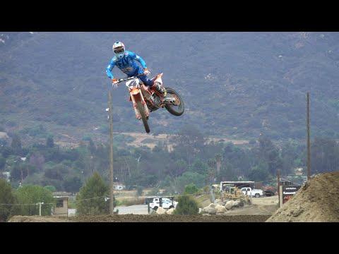 Blake Baggett | Cool Under Pressure - Presented By Engine Ice | TransWorld Motocross