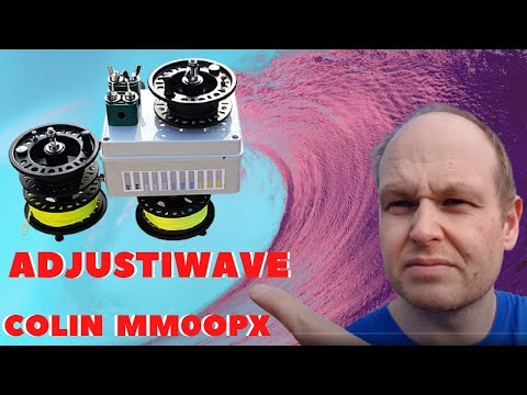 The Adjustiwave Antenna Interview with Colin MM0OPX! #YTHF21
