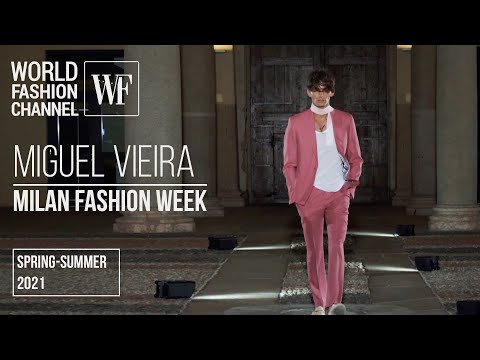 Miguel Vieira spring-summer 2021 | Milan Fashion Week