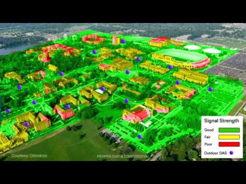 Considerations for Deploying Efficient Hybrid Indoor and Outdoor DAS