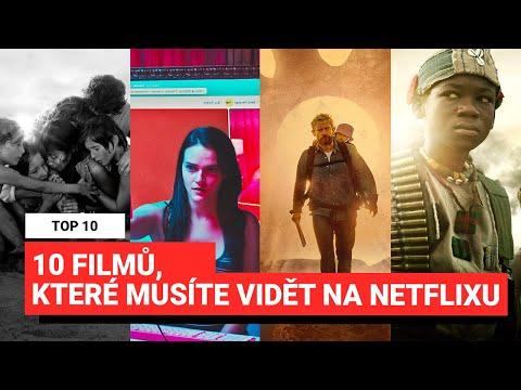 TOP 10 filmů, které musíte vidět na Netflixu