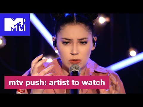 connectYoutube - Bishop Briggs Performs Her Hit Song 'River' | MTV Push: Artist to Watch