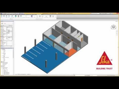 Sika – Introduction for Revit