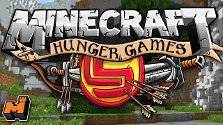 Minecraft: Hunger Games Survival w/ CaptainSparklez - CATCH A BREAK!
