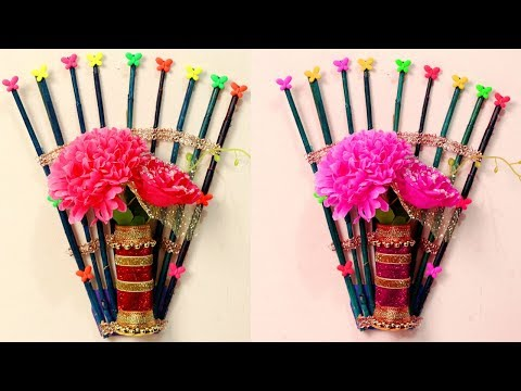 Creative Ways to Reuse Waste Broom At Home - Best Out Of Waste - Home Decor Idea