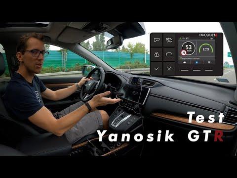 Yanosik gtr s-clusive - omijaj fotoradary i niebezpieczeństwa na drodze!