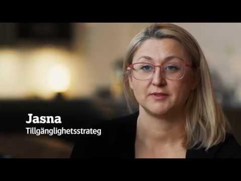 Skånetrafiken: Jasna – tillgänglighetsstrateg