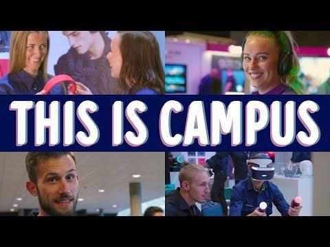 Campus - Nordens största elektronikmässa