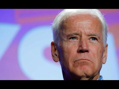 Joe Biden explains why he doesn't regret not running for president