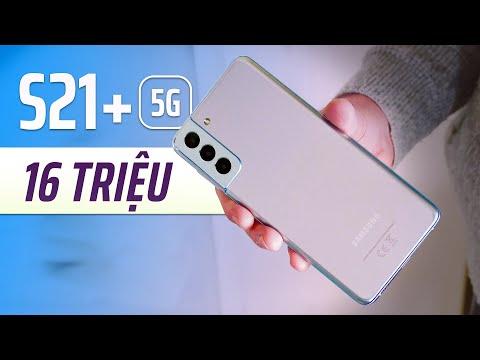 Hết iPhone, đến lượt Galaxy S21+ giảm còn HƠN 16 TRIỆU! Xiaomi giá cũng tốt vậy!