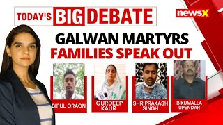 Galwan Martyrs Families Speak Out | NewsX Special Broadcast | NewsX - NEWSXLIVE