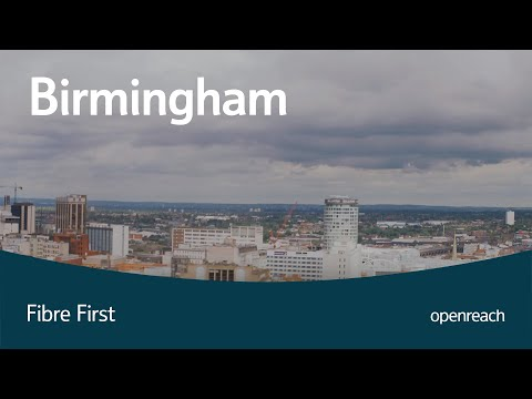 What 'Fibre First' means for Birmingham