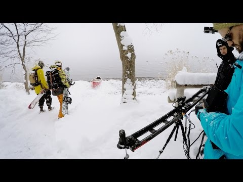 GoPro: Behind the Adventure - Mystic Lake in Japan Snow