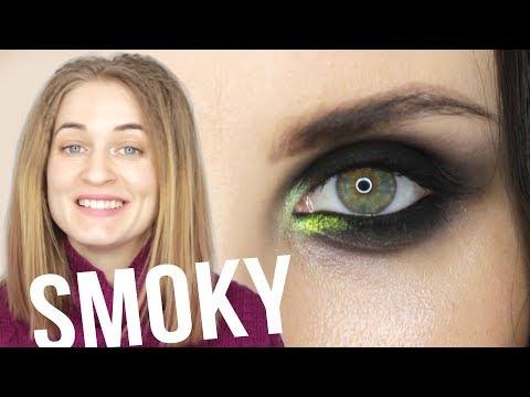Урок Smoky Eyes. Раскрываю секреты.