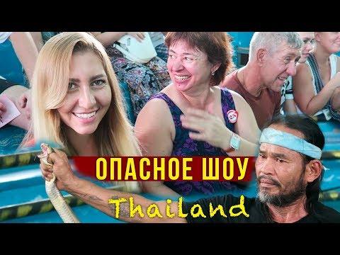 Родители в Тайланде — Где СЪЕСТЬ Сердце Кобры, Идём в Терминал 21 в Паттайе, Таиланд