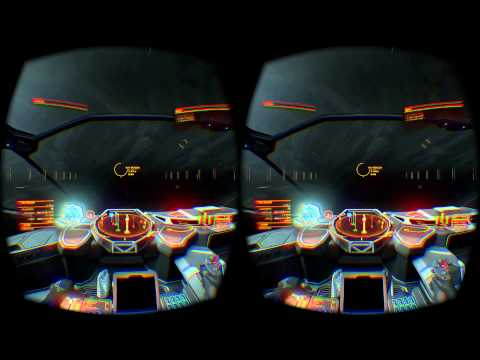 Elite Dangerous with Oculus rift