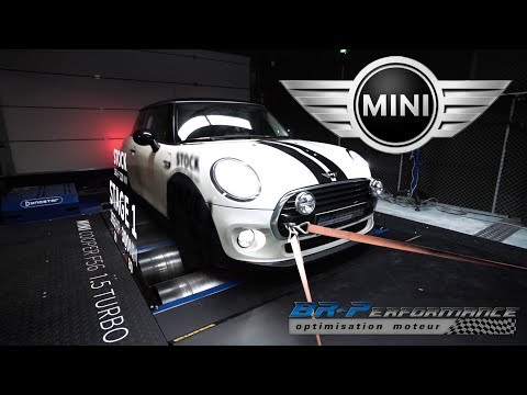 Mini Cooper F56 1.5 Turbo Remap Stage 1 By BR-Performance