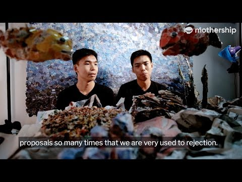 One of Us – The Twin Animators, Harry and Henry Zhuang