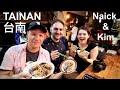 TAINAN DAY TOUR WITH NAICK AND KIM! 台南之旅 with Naick and Kim!