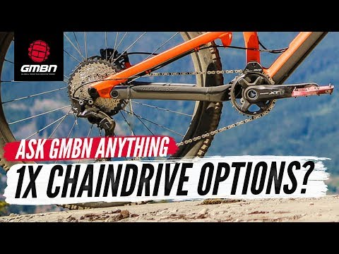 """1x Drivetrain Options""""   Ask GMBN Anything About Mountain Biking"""